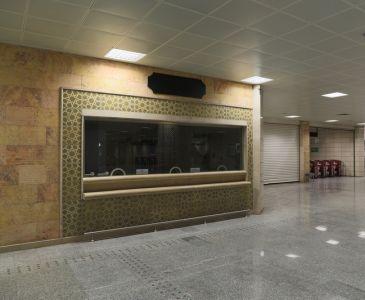 istanbul metro istasyonları tasarımı